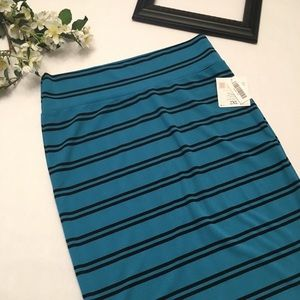 LuLaRoe Cassie skirt size 2XL NWT